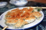 typical dumplings in yangshuo